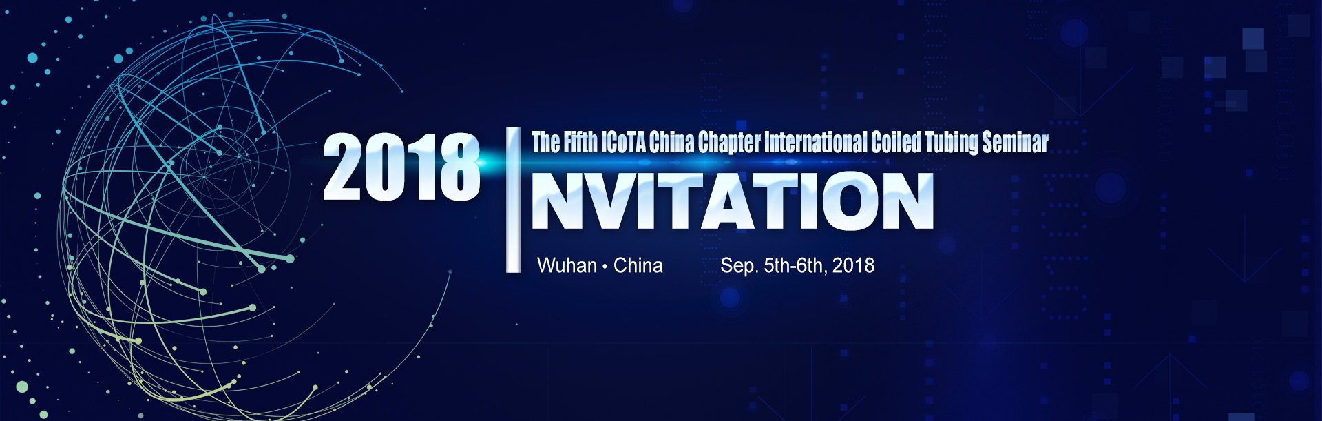 The Fifth ICoTA China Chapter International Coiled Tubing Seminar